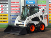 Bobcat S175 High Flow Мини-погрузчик
