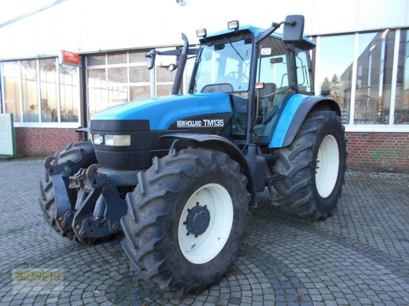 Фотография New Holland TM 135