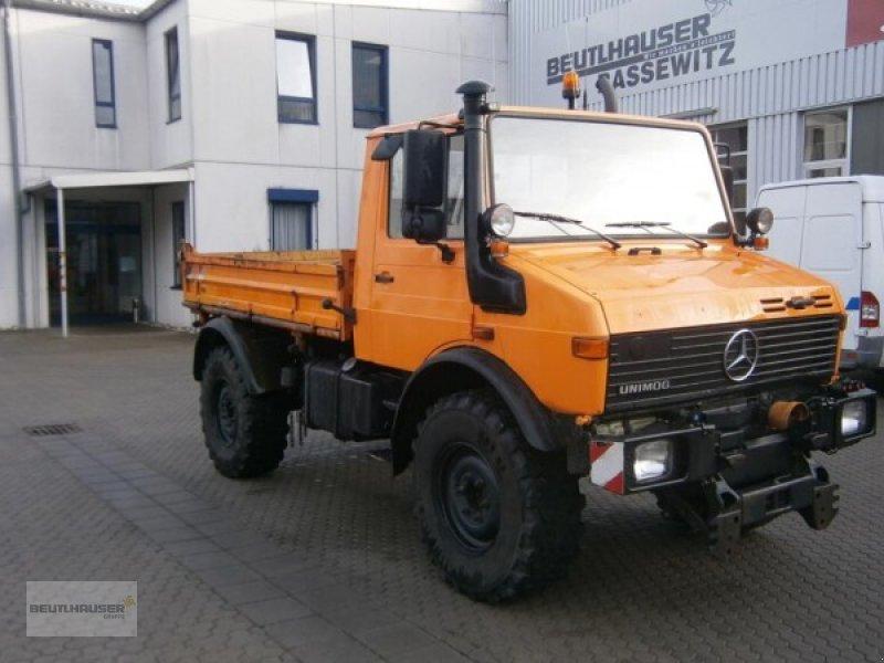 Mercedes-Benz Unimog U 1450 Универсальный грузовик ...